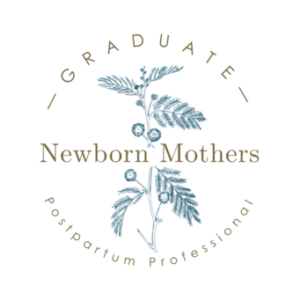 Certificate for graduation from Newborn Mothers