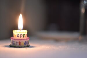 surviving your baby's birthday